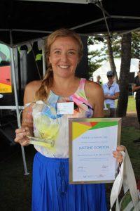 Justene Gordon, 2016 Warringah Council Citizen of the Year
