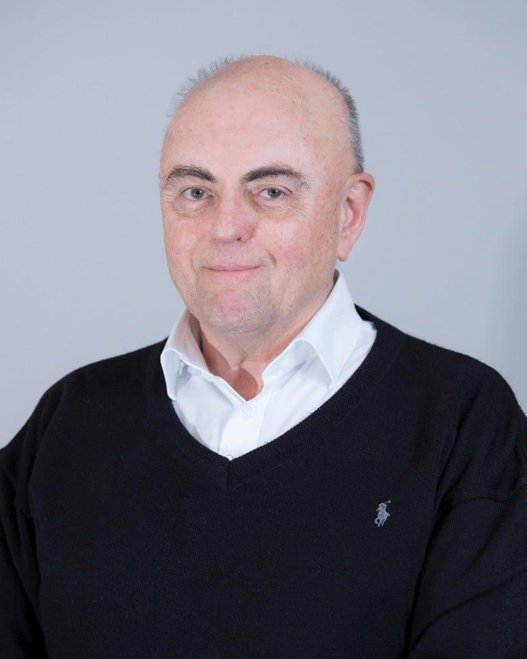 Colin Rockliff, Board Member