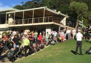 The Burdekin Association Golf Day 2016