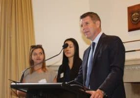 AGM with Burdekin clients and Mike Baird