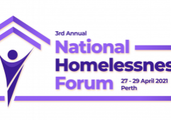 3rd National Homelessness Conference